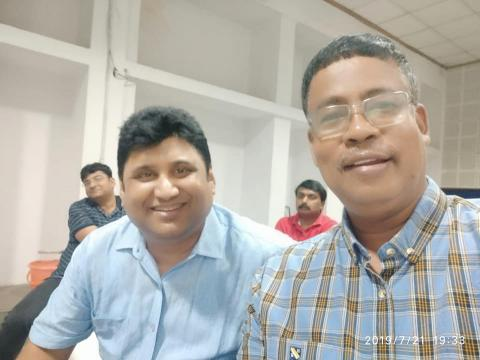 Annual General Body Meeting of AAD 2019  by DIBYOJIT DUTTA