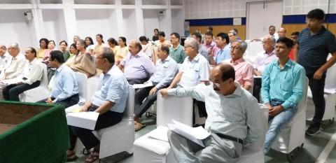 Annual General Body Meeting of AAD 2019  by DIBYOJIT DUTTA