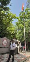 Dibyojit Dutta  at Srimanta Sankaradeva Bhawan , Delhi