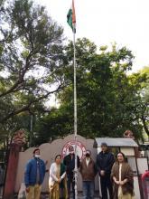 Republic Day Celebrated by Assam Association Delhi