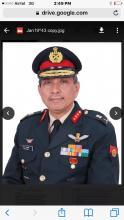 Lt. General  Pranab Kumar Bharali