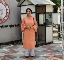 Ms. Anjali Ralhan Assistant Professor English  Dyal Singh Evening College  New Delhi