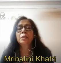 Mrinalini Khatri
