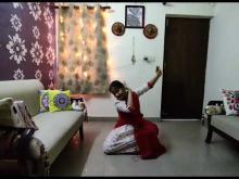 Vishalakshi U Kashyap Dance